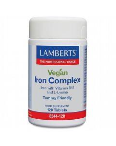 Lamberts Vegan Iron Complex