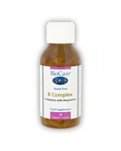 BioCare B Complex 30 capsules