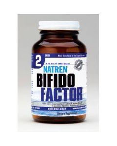 Natren Bifido Factor Dairy 127grams