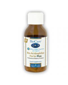 BioCare Bio Acidophilus Forte Plus