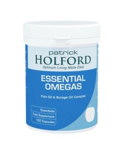 Patrick Holford Essential Omegas 120 capsules
