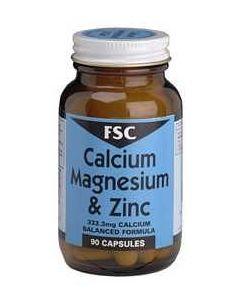 FSC Calcium Magnesium and Zinc 90 tablets