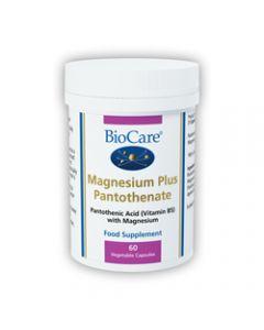 BioCare Vitamin B5 60 capsules