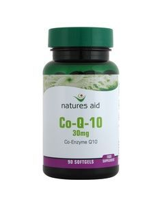 Natures Aid Co Enzyme Q10