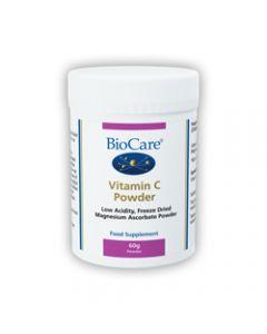 BioCare Vitamin C (Magnesium Ascorbate Powder) 60 gram