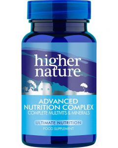 Higher Nature Advanced Nutrition Complex 180 tablets