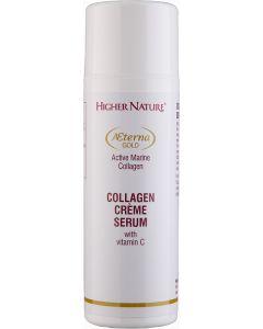 Higher Nature Aeterna Gold Collagen Creme Serum 150ml