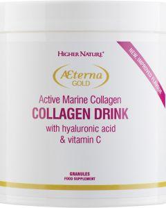 Higher Nature Aeterna Gold Collagen Drink 70grams