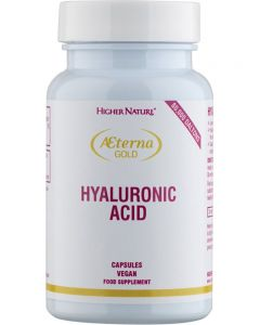 Higher Nature Aeterna Gold Hyaluronic Acid 30 capsules