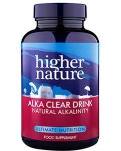 Higher Nature Alka Clear 250 gram powder