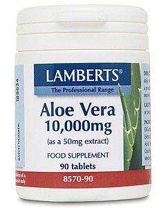 Lamberts Aloe Vera 10000 60 capsules