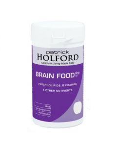 Patrick Holford Brain Food 60 capsules