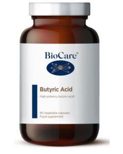 BioCare Butyric Acid Complex Calcium & Magnesium 90 Capsules
