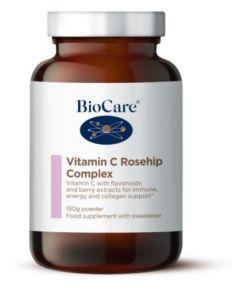 BioCare Vitamin C Rosehip Complex