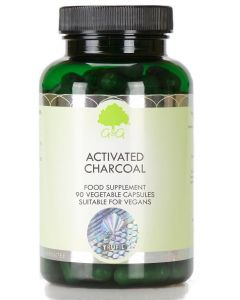 G&G Activated Charcoal 90 Capsules