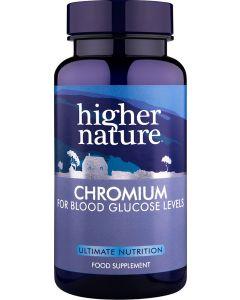 Higher Nature Chromium Picolinate 200mcg 90 tablets