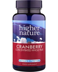 Higher Nature Cranberry 90 capsules