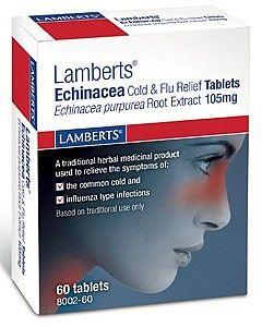 Lamberts Echinacea 60 tablets