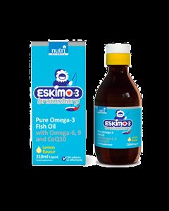 Eskimo 3 Brainsharp Fish Oil 210ml