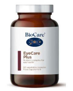 BioCare EyeCare Plus (Eye Support With Vitaflavan) 60 Capsules