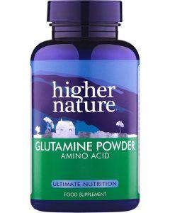 Higher Nature Glutamine Powder 100gram