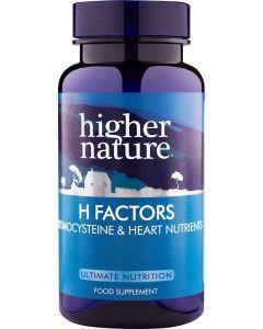 Higher Nature H Factors 180 capsules