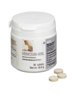 Mycology Research Hericium MRL 500mg tablets