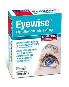 Lamberts Eyewise 60 tablets
