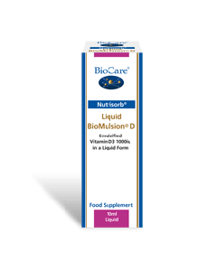 BioCare Nutrisorb Liquid BioMulsion D