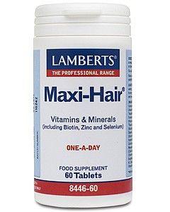Lamberts Maxi-Hair 60 tablets