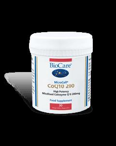 BioCare Microcell CoQ10 200 30 capsules