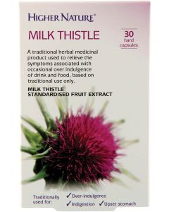 Higher Nature Milk Thistle
