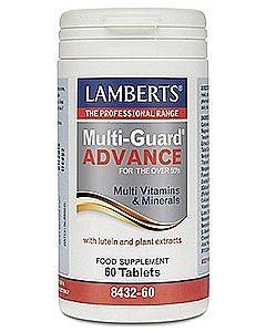 Lamberts Multi-Guard Advance Advance 60 tablets (formerly Multi Max)