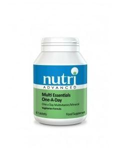 Nutri Advanced Multi Essentials One A Day 60 tablets