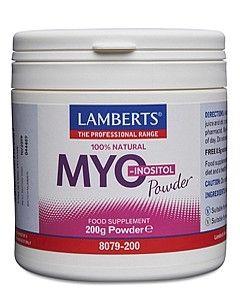 Lamberts Myo Inositol Powder