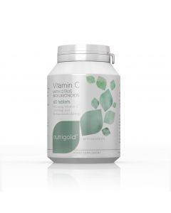 Nutrigold Vitamin C With Citrus Bioflavonoids 60 tablets