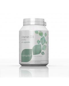Nutrigold Vitamin D-3 2000iu