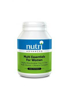Nutri Advanced Multi Essentials For Women 60 tablets