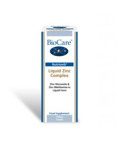 BioCare Nutrisorb Liquid Zinc Complex