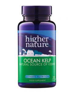 Higher Nature Ocean Kelp 180 tablets