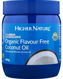 Higher Nature Organic Coconut Oil