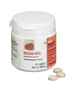 Mycology Research Reishi MRL 500mg 90 tablets