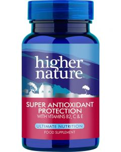 Higher Nature Super AntiOxidant Protection 180 tablets