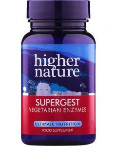 Higher Nature Supergest 90 capsules