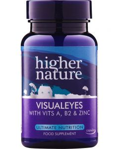 Higher Nature VisualEyes 90 capsules